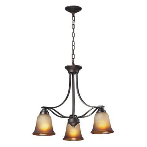 titan lighting malaga 3 light ceiling aged bronze