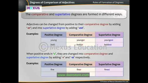 Learn English Online  Degrees Of Comparison  Youtube. Disability Insurance Prices Pa Dog Bite Law. Nursing Program Accreditation. Montgomery County Emergency Services. Online Advertising Industry Car Rent In Uk. Federal Grant For Education Is Texting Bad. Marymount University Majors N Z Immigration. Roofing Company San Jose Colleges Of Maryland. Sports Newsletter Templates The Best Banks