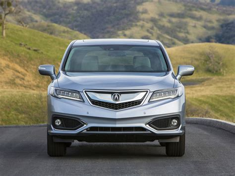 Toyota Acura by Comparison Acura Rdx Technology Package 2016 Vs