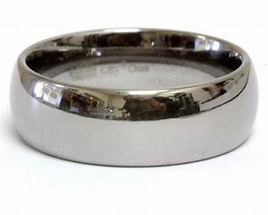 tungsten mens chisel 8mm wedding ring band 97g vintage With mens vintage wedding rings