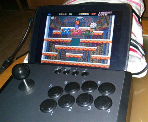 android machine how to turn your android into an arcade machine