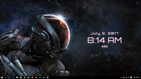 Mass Effect Animated Wallpaper - mass effect andromeda wallpaper engine free
