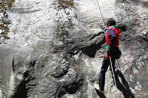 Rock Climbing Rishikesh Shimla Dhanaulti