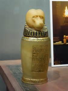 Prop The Mummy Canopic Jar