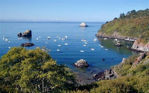 trinidad harbor trinidad california