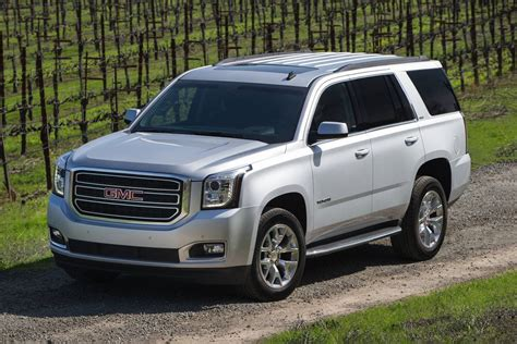 2018 Chevrolet Yukon  New Car Release Date And Review