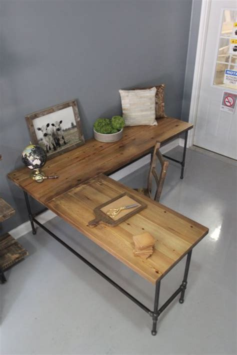 elegant table l shades stylish desks with industrial designs and elegant details
