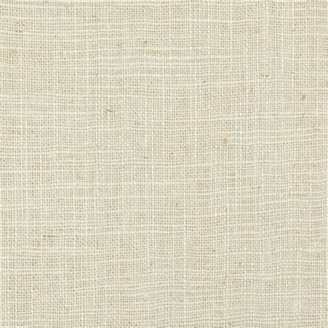 Linen Cotton Upholstery Fabric by Cotton Linen Blend Ivory Discount Designer Fabric