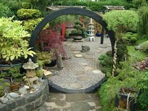Idée Jardin Japonais : jardin japonais miniature exterieur akabi ~ Nature-et-papiers.com Idées de Décoration