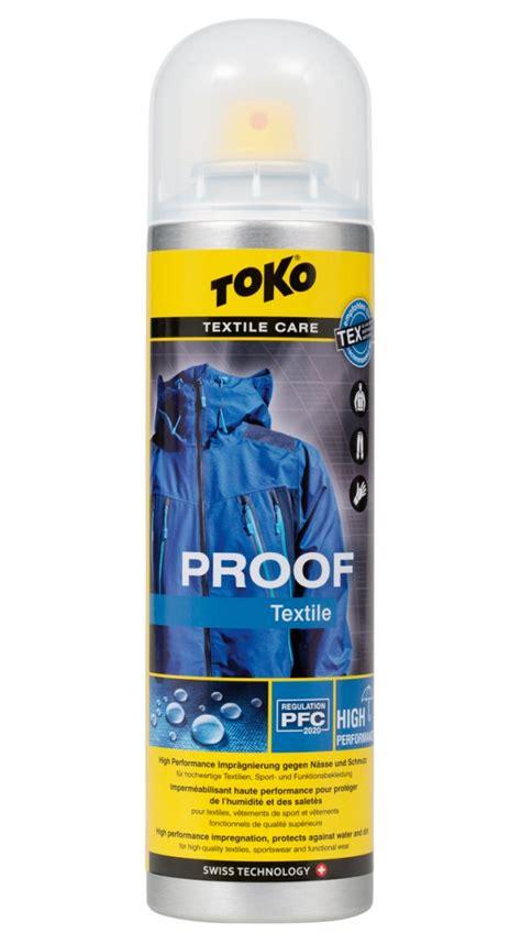 Kopšanas līdzeklis Eco Textile Proof | eholotes.lv