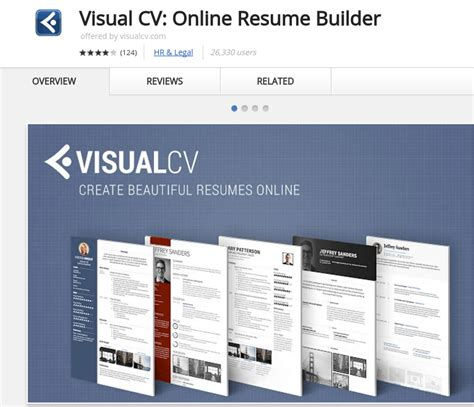 Visual Resume Maker by Resume Strategies Design Customize And Submit