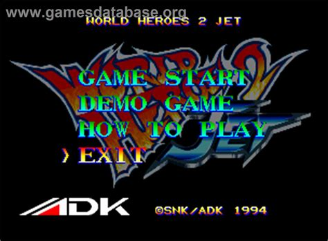 world heroes 2 téléchargement pour neo geo aes