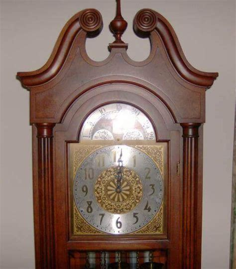 Antique Grandfather Clocks Made In Germany : Antique