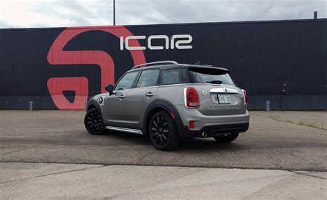 Review Mini Cooper Countryman by 2018 Mini Cooper Se Countryman In Hybrid Review
