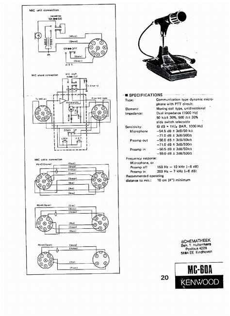wiring microphone jack printable worksheets and