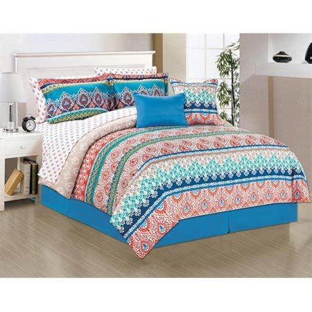 walmart size comforter manhattan heights 24195 fez comforter bed set size
