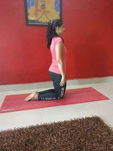 How To Do The Ustrasana ( Camel Yoga Pose ) - Indian Youth