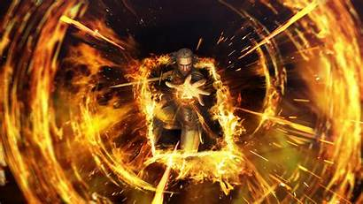 8k 4k Witcher Geralt Card Gwent Ultra
