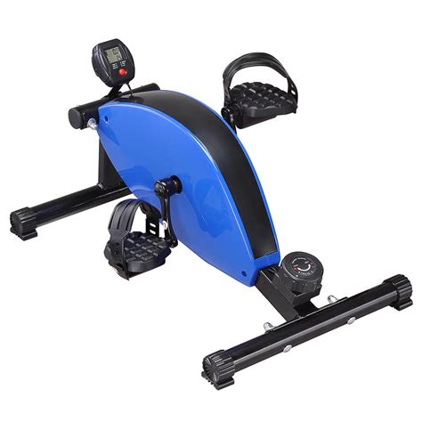 under desk foot pedal mini magnetic pedal exerciser under desk bike legs workout