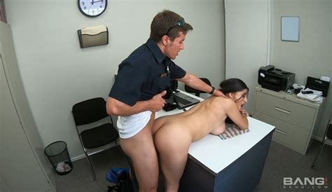Gabriela Lopez Gets Fucked And Creampied In Office 1 Of 2