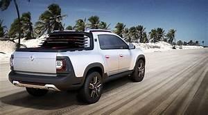 Dacia Pick Up : dacia duster oroch pick up truck at 2014 sao paulo show by car magazine ~ Gottalentnigeria.com Avis de Voitures