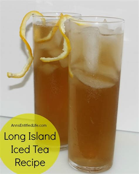 recipe for island iced tea long island iced tea recipe 2 just a pinch recipes