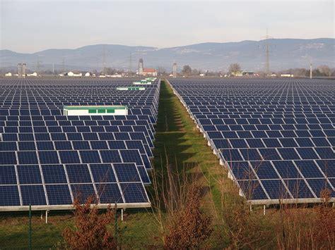 in solar strasskirchen solar park