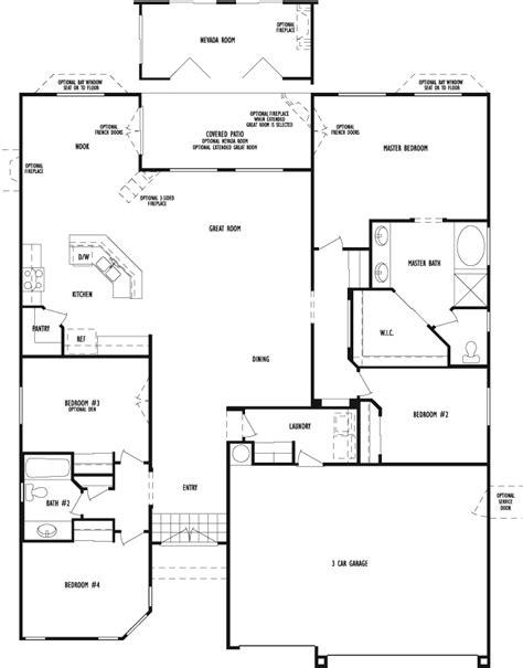 awesome dr horton home plans    horton homes floor plans smalltowndjscom