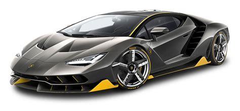 Lamborghini Images Black Lamborghini Centenario Lp 770 4 Car Png Image Pngpix