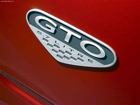 Pontiac Gto Picture # 18 Of 24, Emblem / Logo, My 2004