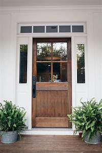 37, Best, Farmhouse, Front, Door, Ideas, And, Designs, For, 2021