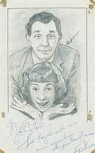King Donovan and Imogene Coca