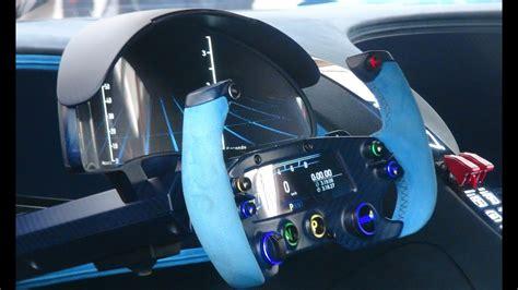 Bugatti Gran Turismo Interior by Bugatti Vision Gt Interior