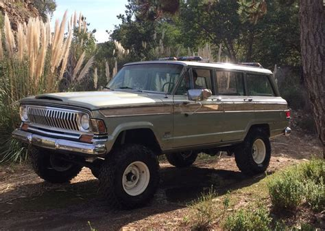 1971 jeep wagoneer 312 best images about wonderful wagoneer on pinterest