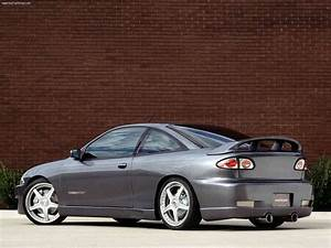 Chevrolet Cavalier Turbo Sport Picture   02 Of 02  Rear Angle  My 2001  1280x960