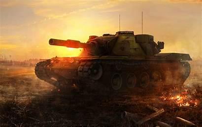 Tanks Wot Blitz 70 Mbt Kpz 4k