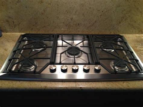 ge monogram   burner gas cooktop  sale  orange  hampshire classified