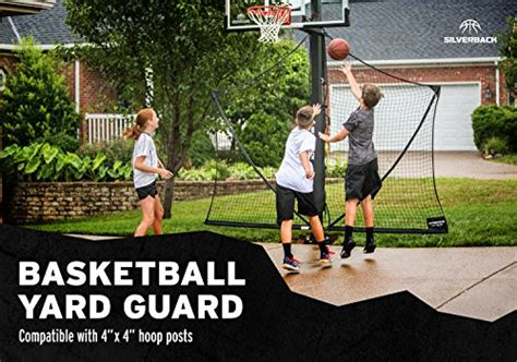 basketball yard guard defensive net system rebounder