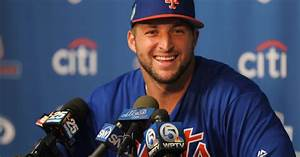 Tim Tebow is coming to Indiana in 2018  Tim