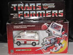 Transformers G1 RATCHET (MIB) - a photo on Flickriver