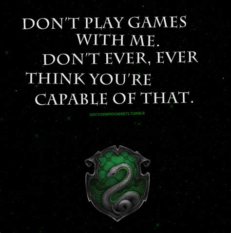 Dont Play Mind Games With Me Quotes