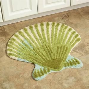 on vous presente le tapis de salle de bain en 45 images With tapis de bain formes originales