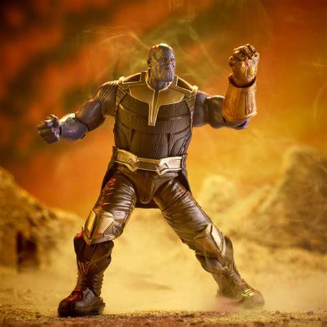 hasbro reveals avengers infinity war marvel legends