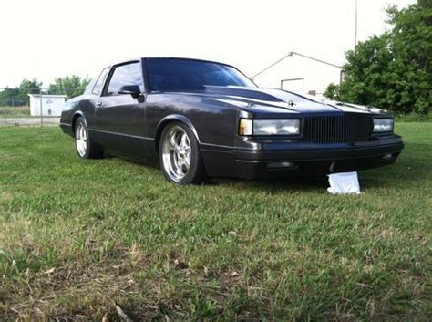 street ls for sale sell used 1988 monte carlo ls air ride pro street pro