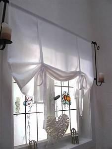 Raffrollo 130 Cm Breit : 17 raffrollo wei pinterest vorh nge k che gardinen raffrollo ~ Yasmunasinghe.com Haus und Dekorationen