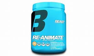 Beast Re-Animate Post-Workout Recovery Supplement | Groupon