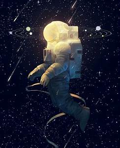 25+ best Astronaut Illustration ideas on Pinterest ...