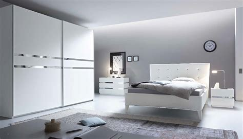 Chambre A Coucher Chambre A Coucher Blanche Moderne