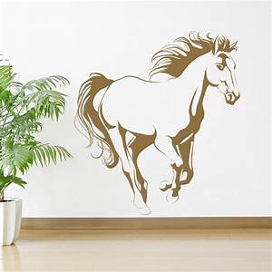 Horse stencil for wall images frompo