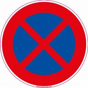 Panneau Interdit De Stationner : panneau arrt et stationnement interdit l0001 ~ Dailycaller-alerts.com Idées de Décoration
